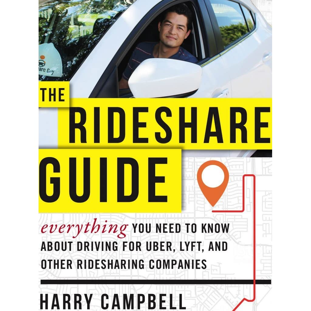 Maximize Your Earnings as an Uber or Lyft Driver Rideshare Driver Tax Guide
