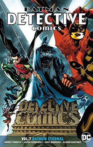 Batman: Detective Comics, Volume 7: Batmen Eternal