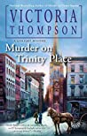 Murder on Trinity Place (Gaslight Mystery, #22)