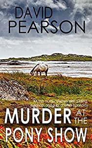 Murder at the Pony Show (Galway Homicide: Hays & Lyons #4)