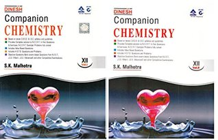 Dinesh Companion Chemistry - Class 12 (Set of 2 Volumes) (2018-2019 Session)