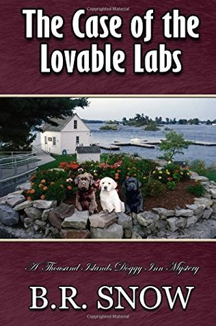 The Case of the Lovable Labs (The Thousand Islands Doggy Inn Mysteries)
