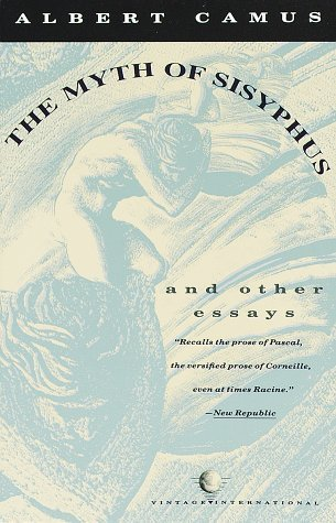 Young Sisyphus Tries To Move World >> The Myth Of Sisyphus And Other Essays By Albert Camus