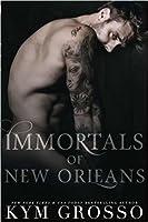 Immortals of New Orleans 2 (Immortals of New Orleans, #2)