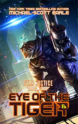 Eye of the Tiger: A Paranormal Space Opera Adventure