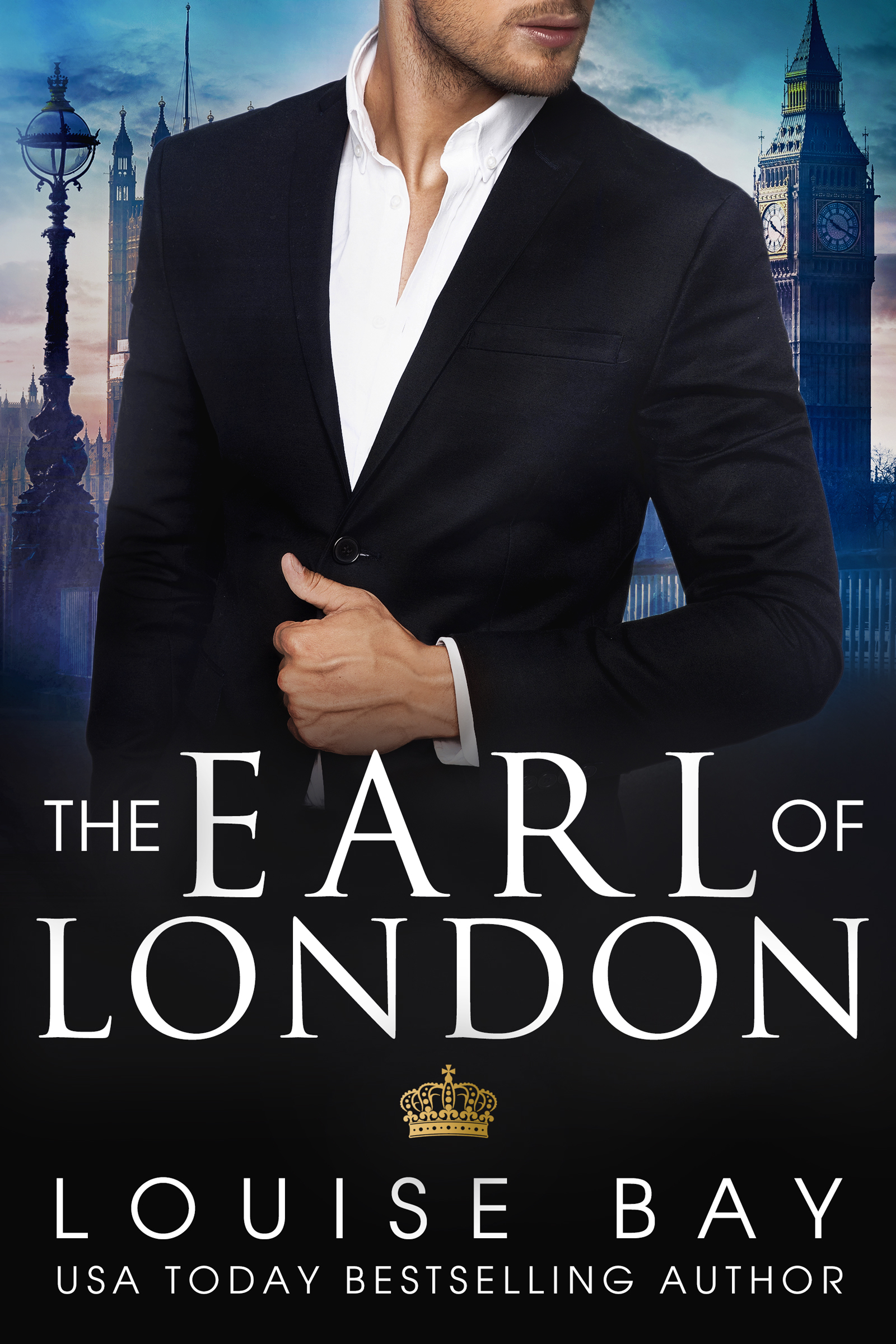 Louise Bay - The Royals 5 - The Earl of London