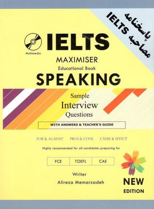 IELTS Maximiser Educational Book Speaking by Alireza Memarzadeh