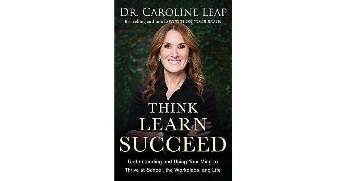 Dr caroline leaf books