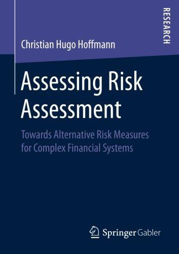 Assessing Risk Assessment