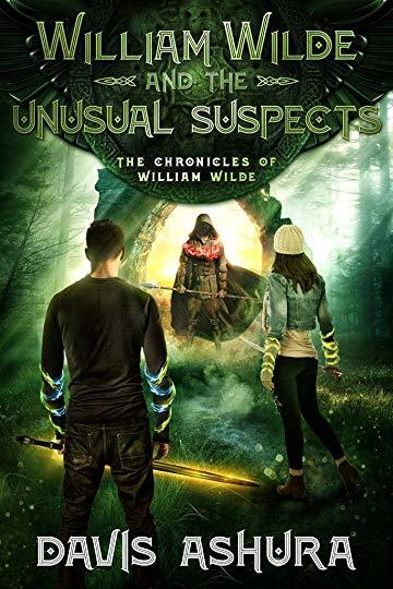 William Wilde and the Unusual Suspects by Davis Ashura
