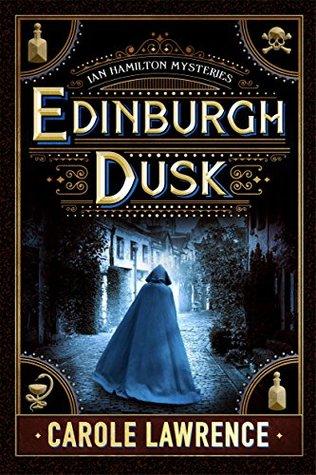Edinburgh Dusk (Ian Hamilton Mysteries #2)