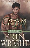 Flames of Love: A Western Fireman Romance Novel