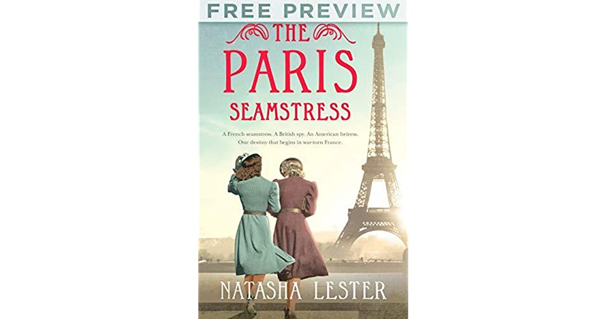 Review: The Paris Seamstress by Natasha Lester