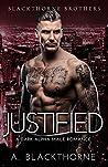 Justified (Blackthorne Brothers #6)