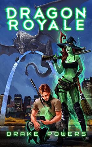 Dragon Royale: An Urban Fantasy Harem Adventure
