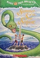 Summer of the Sea Serpent (Magic Tree House, #31)