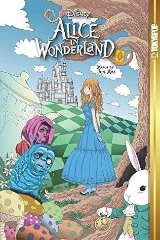 Disney Manga: Alice in Wonderland - Volume 1