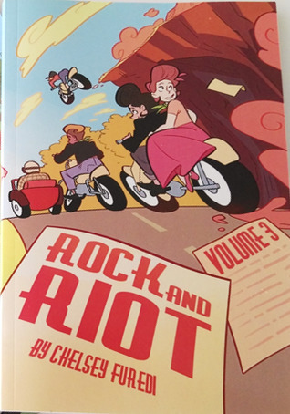Rock and Riot Volume 3