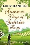 Summer Days at Sunrise Farm (Hope Meadows, #5)