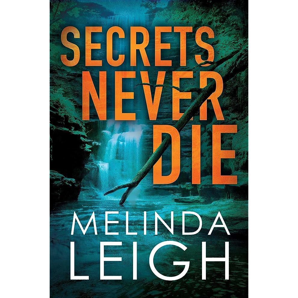 Secrets Never Die (Morgan Dane, #5) by Melinda Leigh