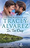 Book cover for In Too Deep (Stewart Island, #1)