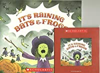 It's Raining Bats & Frogs Paperback and Audio CD