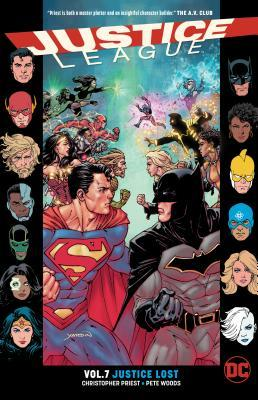 Justice League, Vol. 7 by Christopher J. Priest