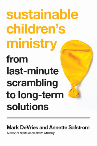 Sustainable Children's Ministry: From Last-Minute Scrambling to Long-Term Solutions