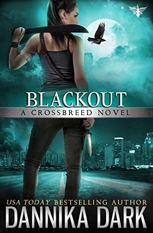 Blackout (Crossbreed, #5; Mageriverse #20)