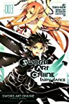 Sword Art Online: Fairy Dance, Vol. 3 (Sword Art Online Manga, #3)