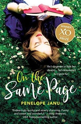 On the Same Page by Penelope Janu