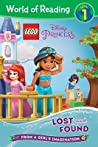 World of Reading LEGO Disney Princess: Lost and Found (Level 1) ebook download free