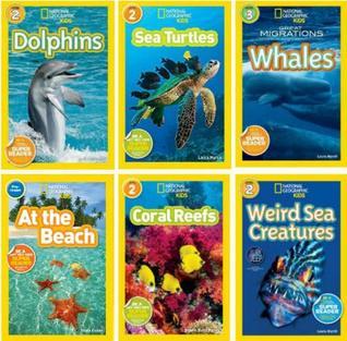 National Geographic Kids Ocean Life Six Book Set : Weird Sea