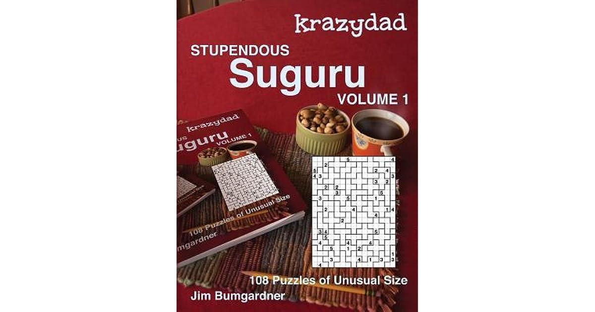 graphic regarding Krazydad Printable Sudoku identify Krazydad Stupendous Suguru Amount of money 1: 108 Puzzles of Abnormal