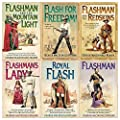 Flashman papers george macdonald fraser series 1: 6 books collection set