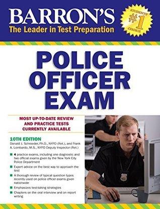 Barron's Police Officers Exam, 10th ed. (Barron's Police Officer Exam)