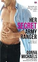 Her Secret Army Ranger (The Men of At-Ease Ranch #2)