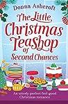 The Little Christmas Teashop of Second Chances (Castle Cove #2)
