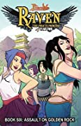 Princeless: Raven the Pirate Princess Book 6: Assault on Golden Rock