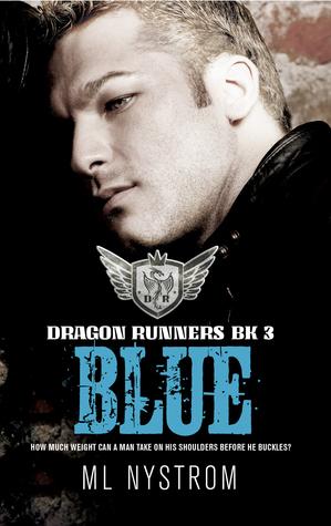 Blue (Dragon Runners #3)