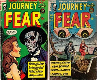 Journey into Fear issues 20 & 21. Features Masters of the Dead. The Avenging Ghost. Partners in Horror. Body and Ghoul, Horror in the Clock. Grim Revenge. ... Evil. (Ghouls, ghosts and monster fiction)