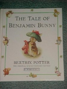 The Tale of Benjamin Bunny: Greek Edition