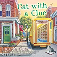 Cat With a Clue (Bookmobile Cat Mystery)
