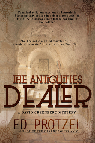 The Antiquities Dealer (A David Greenberg Mystery)