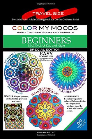 Pocket Coloring Inspirations Travel Size Motivational Coloring Book for Adults