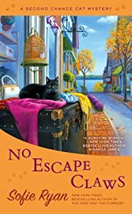 No Escape Claws (Second Chance Cat Mystery, #6)