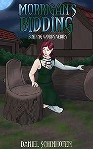 Morrigan's Bidding (Binding Words, #1)