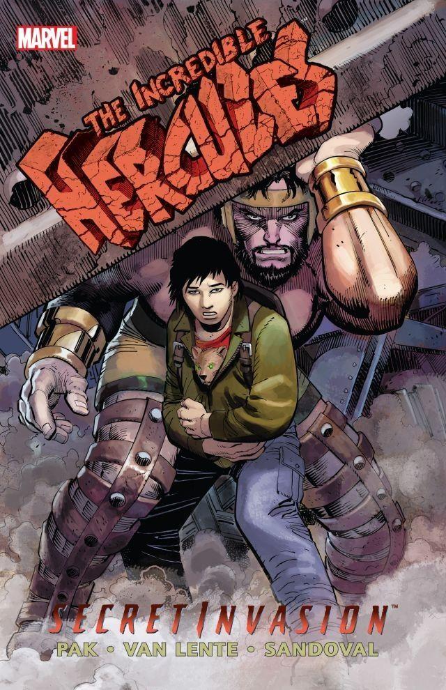The Incredible Hercules: Secret Invasion