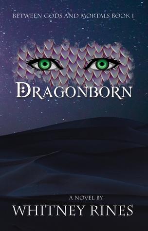 Dragonborn (Between Gods and Mortals Book I)