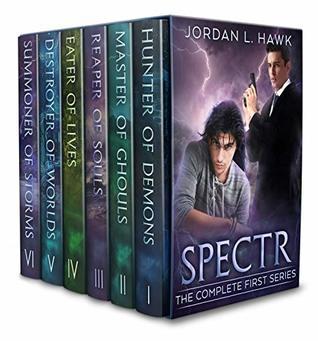 SPECTR by Jordan L. Hawk